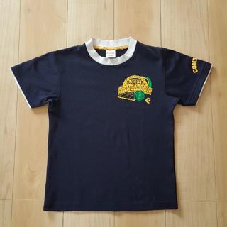 コンバース(CONVERSE)のバスケシャツ☆コンバース☆スポーツウェア 紺色(Tシャツ/カットソー)