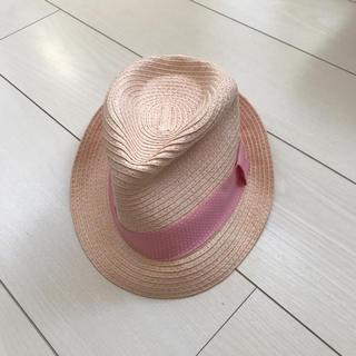 ジーユー(GU)のGU 麦わら帽子 (帽子)