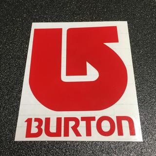 バートン(BURTON)の◇リフレクター◇ BURTON 再帰反射プロセスロゴカッティングステッカー(アクセサリー)