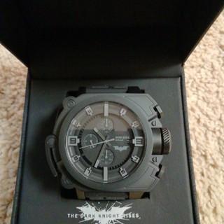 ディーゼル(DIESEL)のDIESEL THE DARK KNIGHT RISES メンズ 腕時計(腕時計(デジタル))