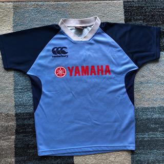 CANTERBURY - ラグビーシャツ ヤマハ YAMAHA