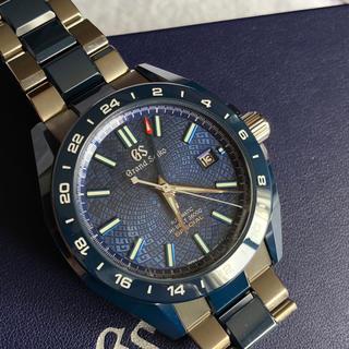 グランドセイコー(Grand Seiko)のグランドセイコーSBGJ229 マスターショップ限定モデル(腕時計(アナログ))