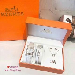 Hermes - 美品Hermes(エルメス) レディース 腕時計 5点 セット