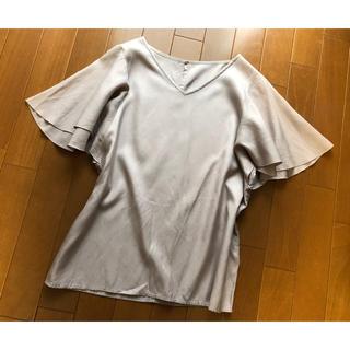 デミルクスビームス(Demi-Luxe BEAMS)のえいはち様専用✴︎袖フレアブラウス(シャツ/ブラウス(半袖/袖なし))