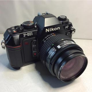 ニコン(Nikon)のニコン F-501 AF / AF NIKKOR 35-70mm レンズセット(フィルムカメラ)