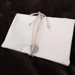 ディーゼル(DIESEL)のDIESEL 革袋 白(ショップ袋)