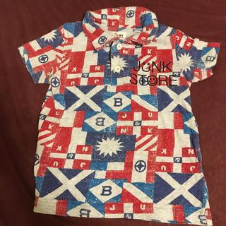 ジャンクストアー(JUNK STORE)のJUNK STORE  Tシャツ  110(Tシャツ/カットソー)