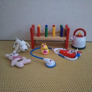 イケア(IKEA)の子ども オモチャ(知育玩具)