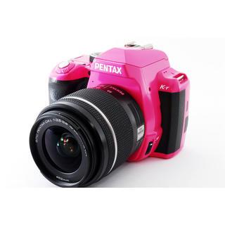 PENTAX - ★レアなピンク♪WiFiカードでスマホ転送★ペンタックス K-r
