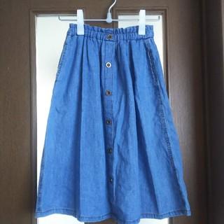GU  スカート 150