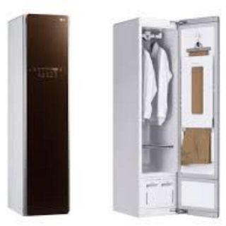 LG Electronics - LG■スチームウォッシュ&ドライ■Wi-fi搭載新型モデル■未開封■乾燥機■除菌