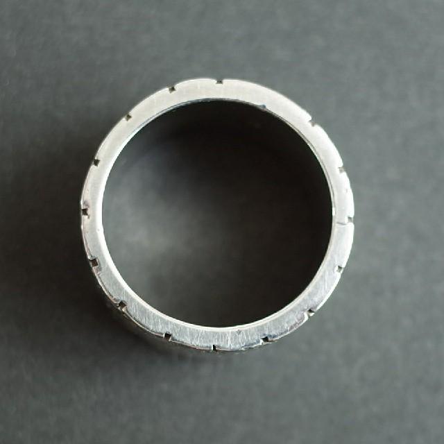 Gucci(グッチ)のグッチ GG シェリー sv925  リング メンズのアクセサリー(リング(指輪))の商品写真