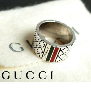 グッチ(Gucci)のグッチ GG シェリー sv925  リング(リング(指輪))