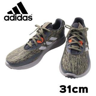 アディダス(adidas)のアディダス スニーカー 大きいサイズ メンズ 31cm 送料無料 新品ワイズ2E(スニーカー)