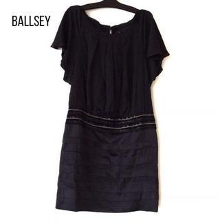 Ballsey - BALLSEY(ボールジー) ワンピース サイズ38 M レディース美品 黒