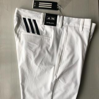 adidas - アディダス ゴルフ 3stripes パンツ size32