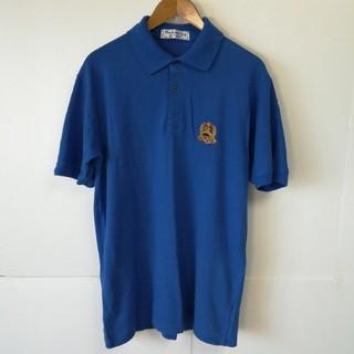 BURBERRY - BURBERRYS バーバリー 英国製 半袖ポロシャツ メンズM 希少 年代物