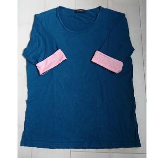 レイジブルー(RAGEBLUE)のLsize  5~7分袖 カットソー(Tシャツ/カットソー(七分/長袖))