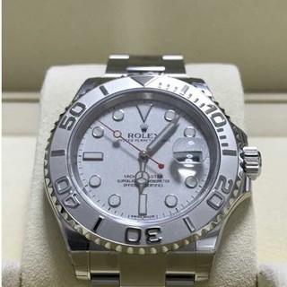 ロレックス(ROLEX)のロレックス ヨットマスター シルバー 116622(腕時計(アナログ))