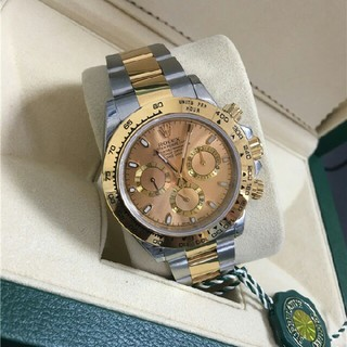 ロレックス(ROLEX)のコスモグラフ デイトナ 116503 自動巻き メンズ SS YG  箱付 (腕時計(アナログ))