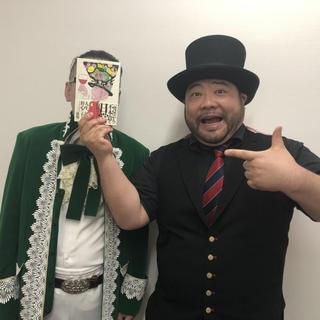 GirlsAward 髭男爵さん サイン入り本