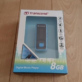 トランセンド(Transcend)の【Transcend】Digital Music Player 8G MP350(ポータブルプレーヤー)