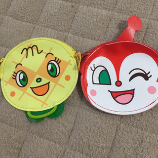 アンパンマン - メロンパンナちゃん ドキンちゃん コインケース