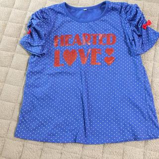 シマムラ(しまむら)のしまむら Tシャツ 120センチ(Tシャツ/カットソー)