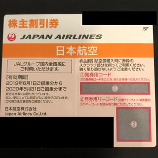 ジャル(ニホンコウクウ)(JAL(日本航空))のJAL 優待券(航空券)