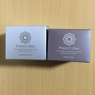 パーフェクトワン(PERFECT ONE)のパーフェクトワン ホワイトニングジェル リフティングジェル(オールインワン化粧品)