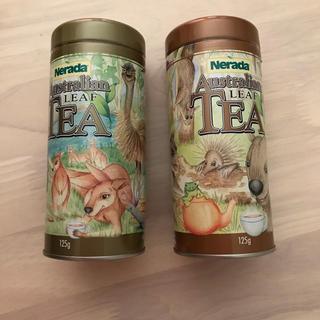 紅茶 Australian leaf tea
