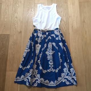 ルカ(LUCA)のルカ  巻きスカート(ひざ丈スカート)