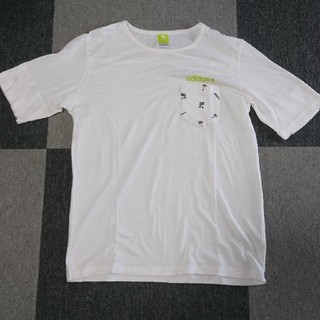 【アディダス】Tシャツ