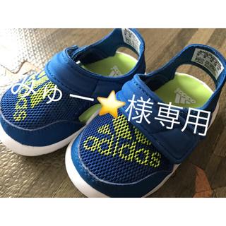 adidas - サンダル ベビーサンダル