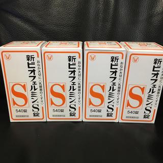 タイショウセイヤク(大正製薬)のビオフェルミンs錠 540粒(その他)