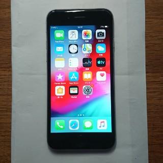iPhone - iPhone6s 64GB スペースグレー SIMフリー
