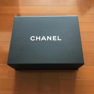 CHANEL - CHANEL シャネル 空箱 鞄サイズ