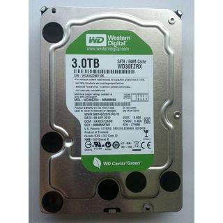 (売切れました)Western Digital WD30EZRX(3TB)