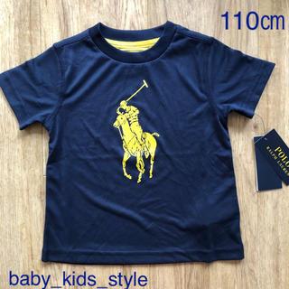 Ralph Lauren - スポーツ パフォーマンス Tシャツ 110