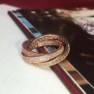 カルティエ(Cartier)のCartier指輪(リング(指輪))