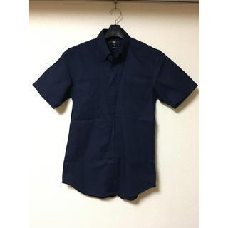 ユニクロ(UNIQLO)のユニクロ スリムフィット 半袖シャツ M(シャツ)