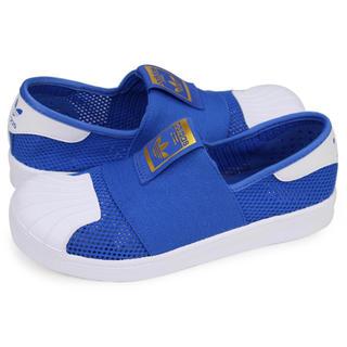 アディダス(adidas)のadidas originals✩スーパースタースリッポンkids(スリッポン)