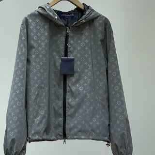 ルイヴィトン(LOUIS VUITTON)のLouis Vuitton パーカー 防風 ジャケット 男女兼用 カップル M (パーカー)