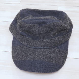 ビューティアンドユースユナイテッドアローズ(BEAUTY&YOUTH UNITED ARROWS)の新品未使用 タグ付き キャスケット 帽子 キャップ UNITED ARROWS(キャップ)