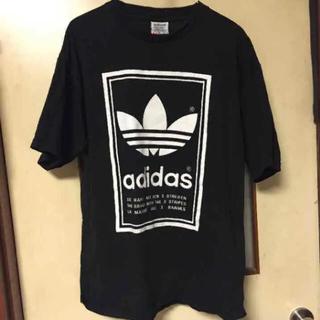 アディダス(adidas)のアディダス adidas Tシャツ ロゴT(Tシャツ/カットソー(半袖/袖なし))