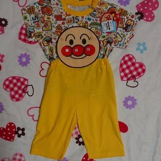 アンパンマン(アンパンマン)の新品☆95cm アンパンマン 半袖パジャマ(パジャマ)