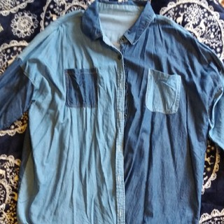 シマムラ(しまむら)のオシャレなシャツ 4L(シャツ/ブラウス(長袖/七分))
