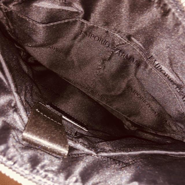 Emporio Armani(エンポリオアルマーニ)のEMPORIO ARMANIショルダーバック メンズのバッグ(ショルダーバッグ)の商品写真
