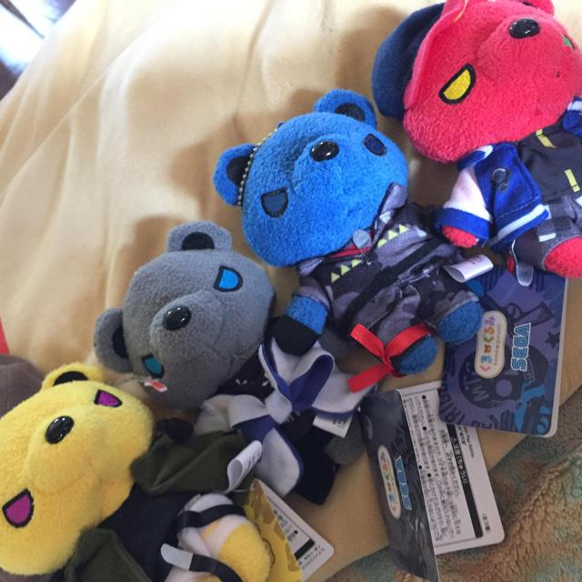 SEGA(セガ)のヒプノシスマイク ぬいぐるみ エンタメ/ホビーのおもちゃ/ぬいぐるみ(キャラクターグッズ)の商品写真