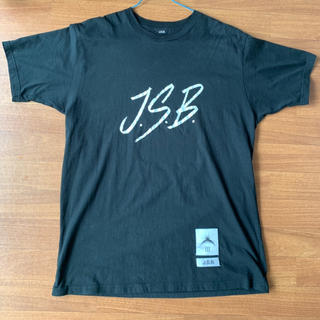 サンダイメジェイソウルブラザーズ(三代目 J Soul Brothers)のjsbシャツ(Tシャツ(半袖/袖なし))
